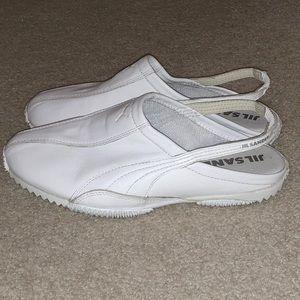 ❤️Lightly worn: Jil Sander by Puma leather shoes